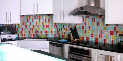 An Organized Kitchen