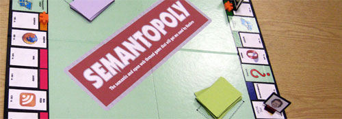 """Semantopoly\"" photo by dharmasphere. Used under a Creative Commons license."