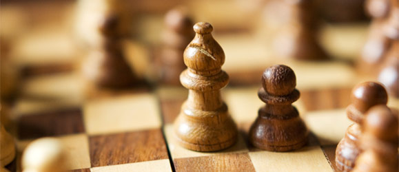 "Photo ""Chess"" by Romainguy. Used under a Creative Commons license."