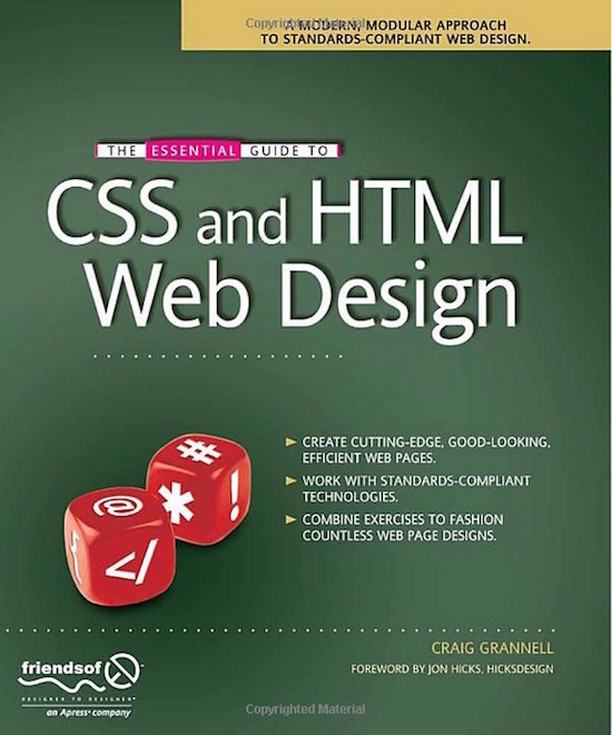Top 10 Html And Css Books For Developers Css Reset